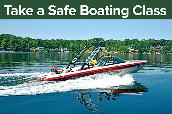 Boating Safety Class Card
